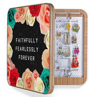 DENY Designs Home Accessories | Wesley Bird Forever BlingBox