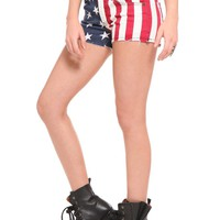 Americana Shorts - Clothes | GYPSY WARRIOR