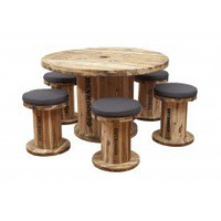 BOB Senior Spindle Table Set