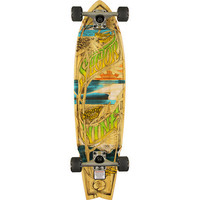 Sector 9 West Oz 34 Bamboo Complete Longboard