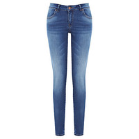 Buy Warehouse Straight Leg Jeans, Denim online at John Lewis