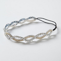 Crystal Swirl Headband