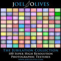 Photography / The Jubilation Collection 100 Super High Resolution Textures for $30.