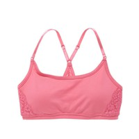 Aerie FIT Lace Racerback Bra | Aerie for American Eagle