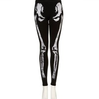 Rock Skeleton Leggings