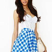 Picnic Skater Skirt