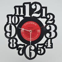 Home Decor Vinyl Record Album Wall Clock (artist is Chicago)