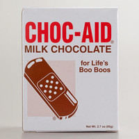 Chocolate-Aid Bandage Chocolate