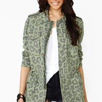 Jungle Army Jacket