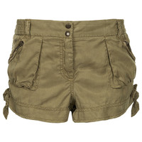 Tie Side Casual Shorts - New In This Week - New In - Topshop USA