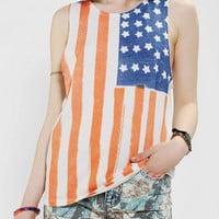 Le Shirt Americana Muscle Tank Top
