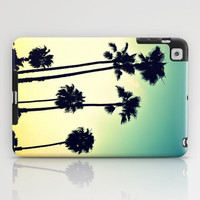 Pacific Coast Hwy Cruisin iPad Case by RichCaspian