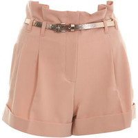 Nude Naples Short - New In - Miss Selfridge US