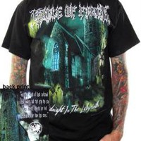 Cradle Of Filth T-Shirt - Midnight In The Labyrinth