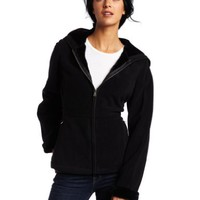 Jones New York Women's Hooded Fleece Jacket