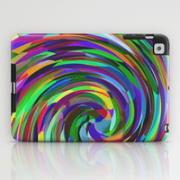 Twist iPad Case by Glanoramay