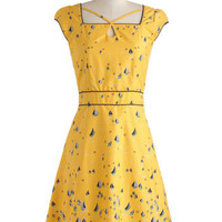 Seen in St. Augustine Dress | Mod Retro Vintage Dresses | ModCloth.com