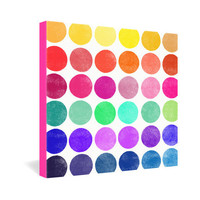 DENY Designs Home Accessories | Garima Dhawan Colorplay 6 Gallery Wrapped Canvas