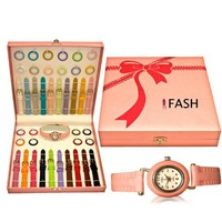 42pc Premium Watch Set with Interchangeable Bands