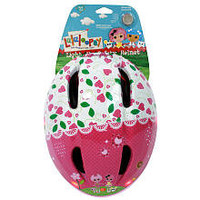Street Flyers Child Light Up Helmet - Lalaloopsy