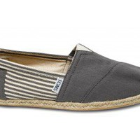 Ash University Rope Sole Women's Classics | TOMS.com