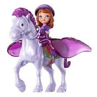 Disney Sofia the First - Sofia and Minimus