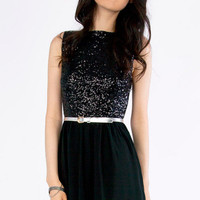 Sparkle Eve Dress $58