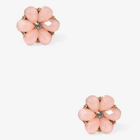 Faceted Daisy Studs