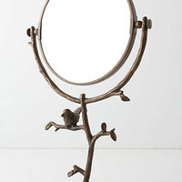 Anthropologie - Winter&#x27;s Perch Mirror
