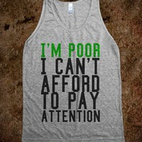 Poor Kids - Happy Friday - Skreened T-shirts, Organic Shirts, Hoodies, Kids Tees, Baby One-Pieces and Tote Bags
