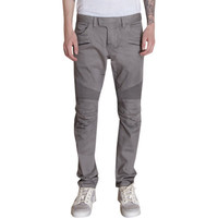 Balmain Coated Slim Biker Jeans at Barneys New York at Barneys.com