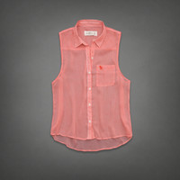 Eddy Chiffon Shirt