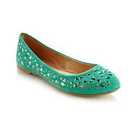 "Report® ""Aleska"" Studded Flat at www.carsons.com"