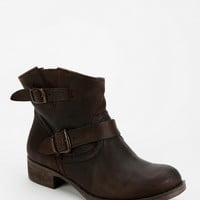 Report Jude Double-Buckle Ankle Boot