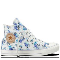Converse - Chuck Taylor Floral - Hi - Natural