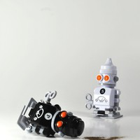 Salt and Pepper 'Bots from Folly Home | Made By Suck UK | £12.00 | Bouf