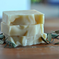 Lemongrass Rosemary soap  - vegan natural - Cupid&#x27;s Trick
