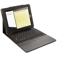 ThinkGeek :: iPad Bluetooth Keyboard Case