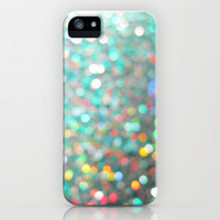 Dragon Glimmer iPhone & iPod Case by Richard Casillas