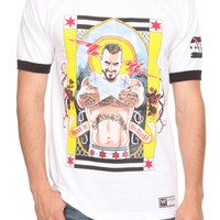 WWE CM Punk Second City Saint T-Shirt | Hot Topic