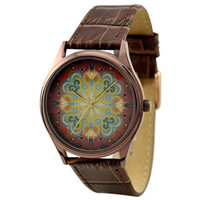 Pastel Ornament Watch