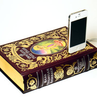 Fairy Tales Book Charging station for your iPhone by CANTERWICK