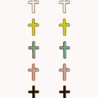 Cross Stud Set