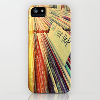 I'll Take Rap/Hip-Hop for 1,000 iPhone & iPod Case by Danielle DePalma