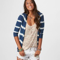 AE Tie-Dyed Dolman Cardigan | American Eagle Outfitters