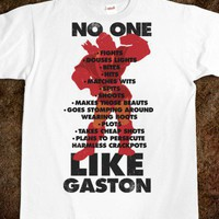 No One Like Gaston