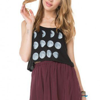 Brandy ♥ Melville |  Mirella Moon Tank - Clothing