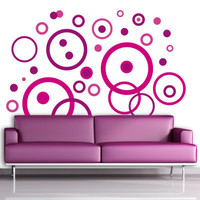 Wall Stickers by Color Posters at AllPosters.com