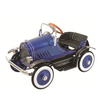 Roadster Pedal Car in Blue