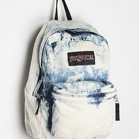 Jansport Acid Washed Denim Backpack